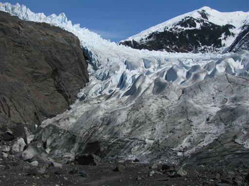 Juneau Glacier