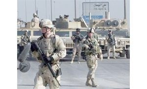 Senate Republicans block Iraq timetable