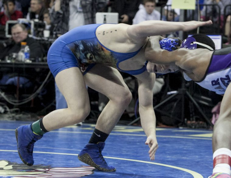 Wrestling: State Championships