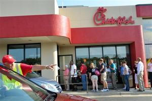 Chick-fil-A Gay Marriage