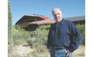 Taliesin West event furthers architect's tenets