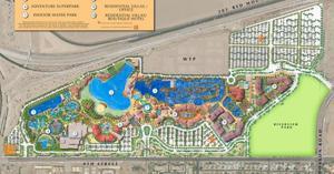 Waveyard siteplan