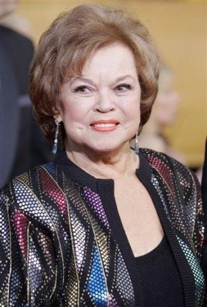 Shirley Temple Black breaks arm just before 80th birthday