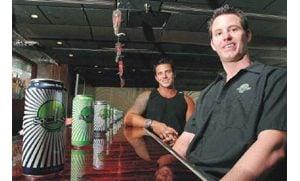 Entrepreneurs create energy drink company