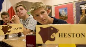 Mesa junior high students win academic title