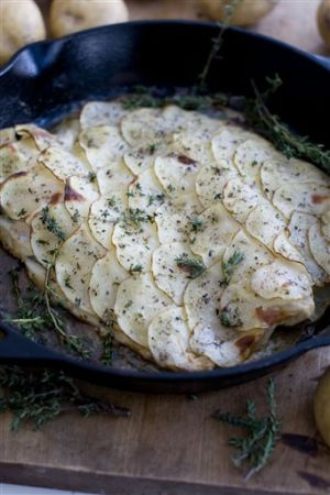 Food Deadline Potato Haddock