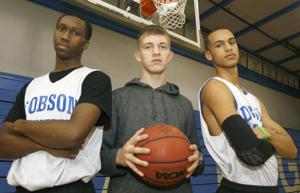 Dobson Basketball