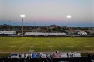 Cactus Shadows vs. Apollo