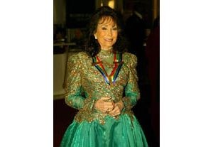 Loretta Lynn honored at Kennedy Center