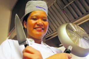 Culinary students find recipes for success