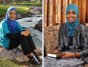 Fabiha Alam, Fatima Warsame