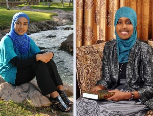Fabiha Alam, Fatima Warsame