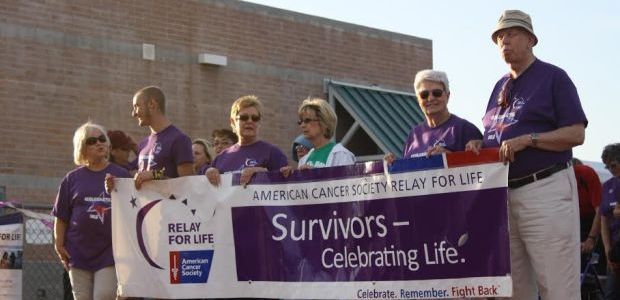 High school cancer survivor  among those participating in Gilbert Relay for Life event