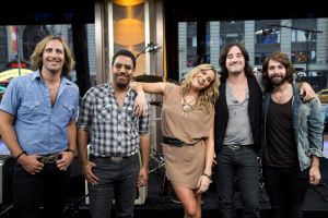 Matt Burr, Michael Libramento, Grace Potter, Scott Tournet, Benny Yurco
