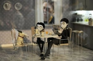 Film-Reviving Stop-Motion