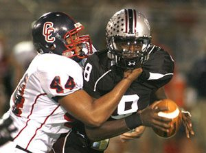 Hamilton too much for Centennial, 35-18