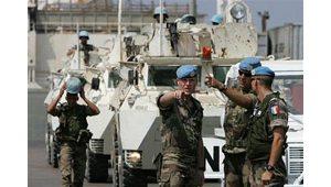 Israel seeks troops from Muslim nations