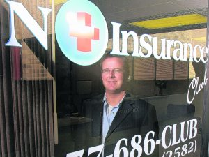 No Insurance Club offers medical coverage
