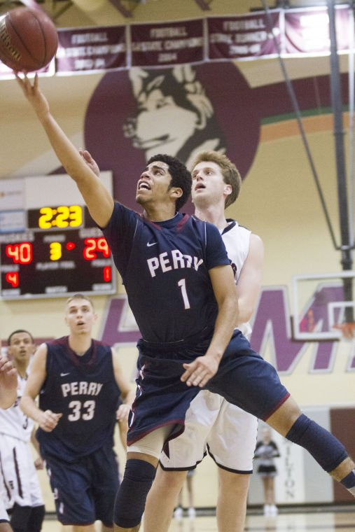 Basketball: Hamilton vs Perry