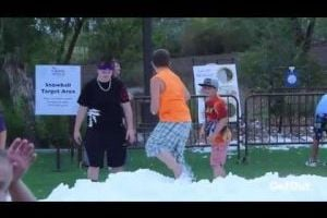 Video: Winter in July at the Phoenix Zoo