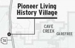 Pioneer Living History Village preserves the Old West
