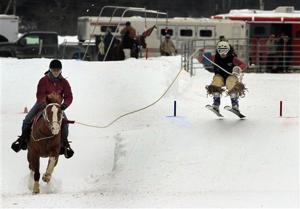Travel-Winter Thrills