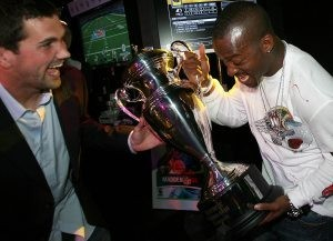 Baltimore's McGahee wins Madden Bowl