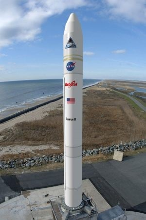 Orbital awarded NASA resupply project