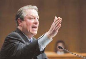 Gore's global warming message comes to Gammage
