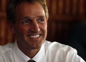 Flake on earmarks, politics