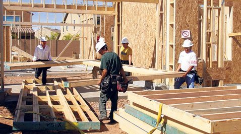 Builders: E.V. new home sales picking up
