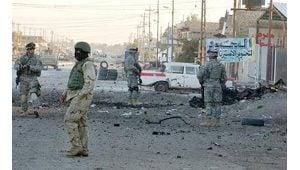 10 Marines killed in bombing near Fallujah