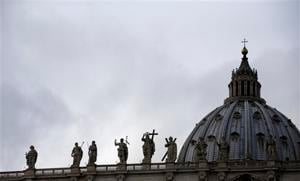 Vatican Pope Resigns