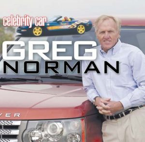 Celebrity Car: Greg Norman
