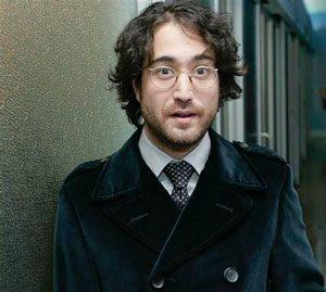 Sean Lennon unfazed by public attention