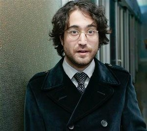 Sean Lennon unfazed by public attention