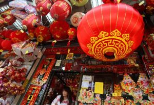 Food-Chinese New Year Traditions
