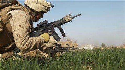 Marines: Taliban resistance more disorganized