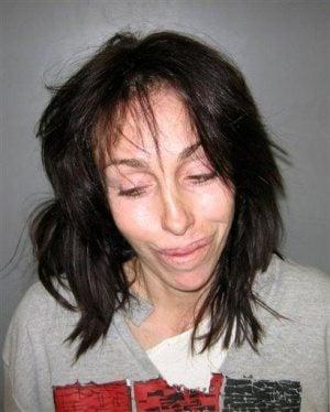 Ex-madam Heidi Fleiss arrested in Nevada