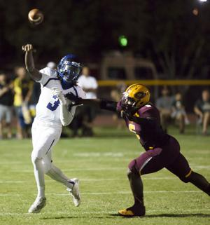Chandler High blows out Basha in 55-10 road win