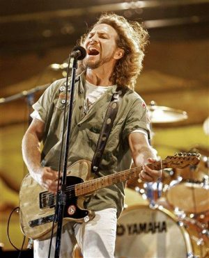 Pearl Jam wows Bonnaroo with 3-hour performance