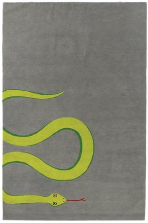 Snake rug