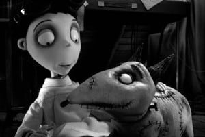 Film Review Frankenweenie