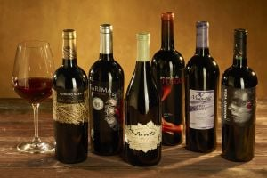 <p>AJ's cellar masters select the wines up for tasting at the Summer Wine Spectacular event.</p>