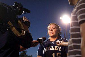 Girls Athlete of the Year: Lauren Haeger