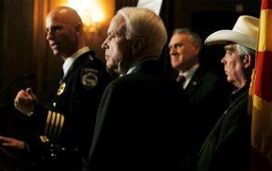 McCain, Kyl push border security plan