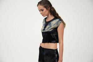<p>Model:Mackenzie Lawren. Designer ARAE.</p>