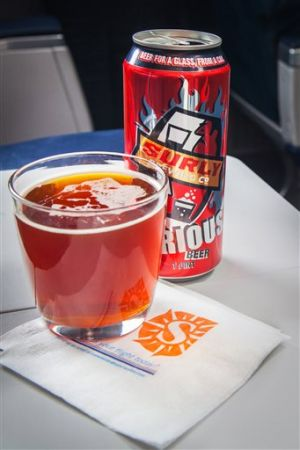 Food Craft Beer Airlines