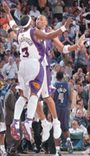 Stoudemire, Suns cruise past Mavs in opener