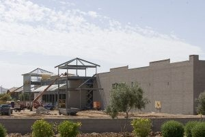 Fry's shopping center going up in Gilbert